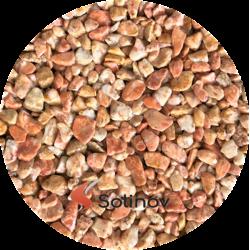 Granulats Corail Roussillon