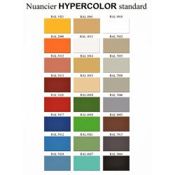 Nuancier HYPERCOLOR-PU