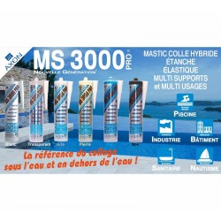 Mastic-colle MS 3000 PRO