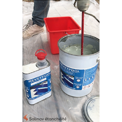 Préparation avec le catalyseur