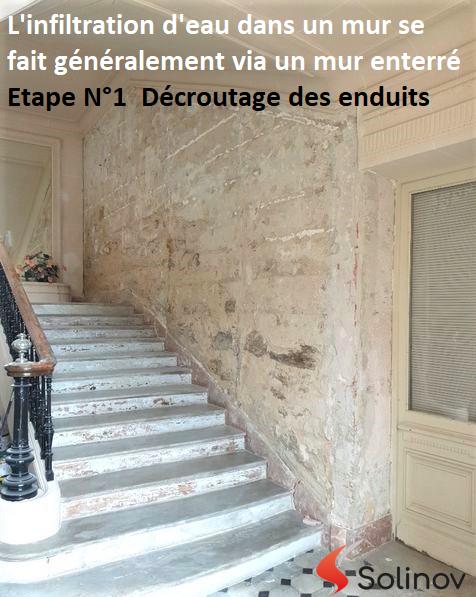 rénover mur humide maison ancienne